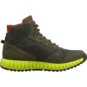 Helly Hansen Monashee ULLR HT Chaussures Homme, ivy green/beluga/sweet lime